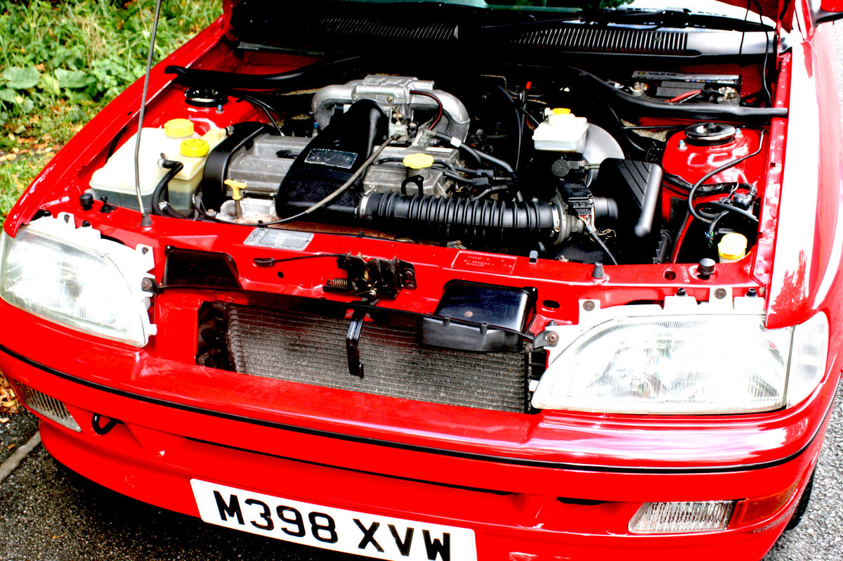 1995 1.8 FORD ESCORT XR3i  MK5 (B)    For Sale (picture 4 of 6)