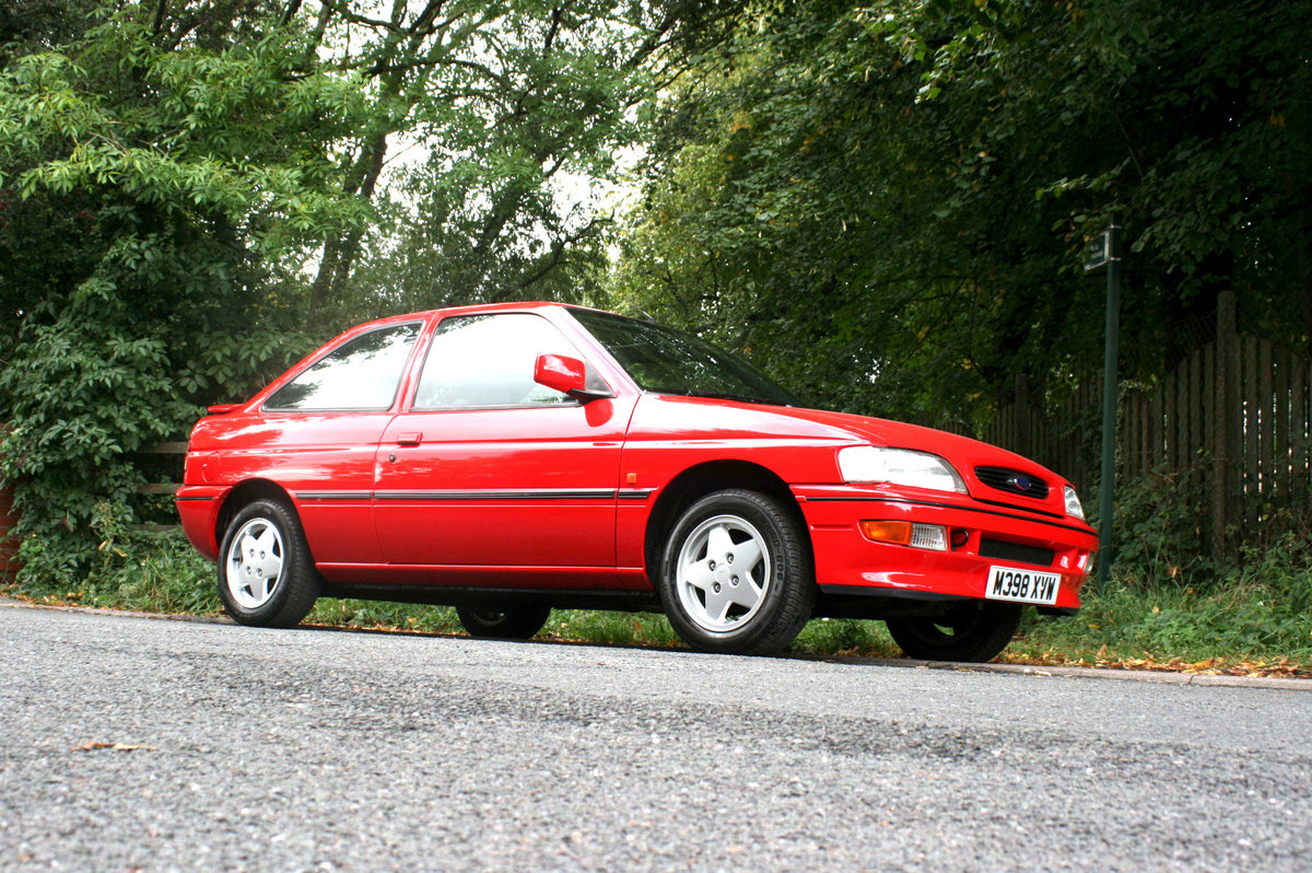 1995 1.8 FORD ESCORT XR3i  MK5 (B)    SOLD (picture 5 of 6)