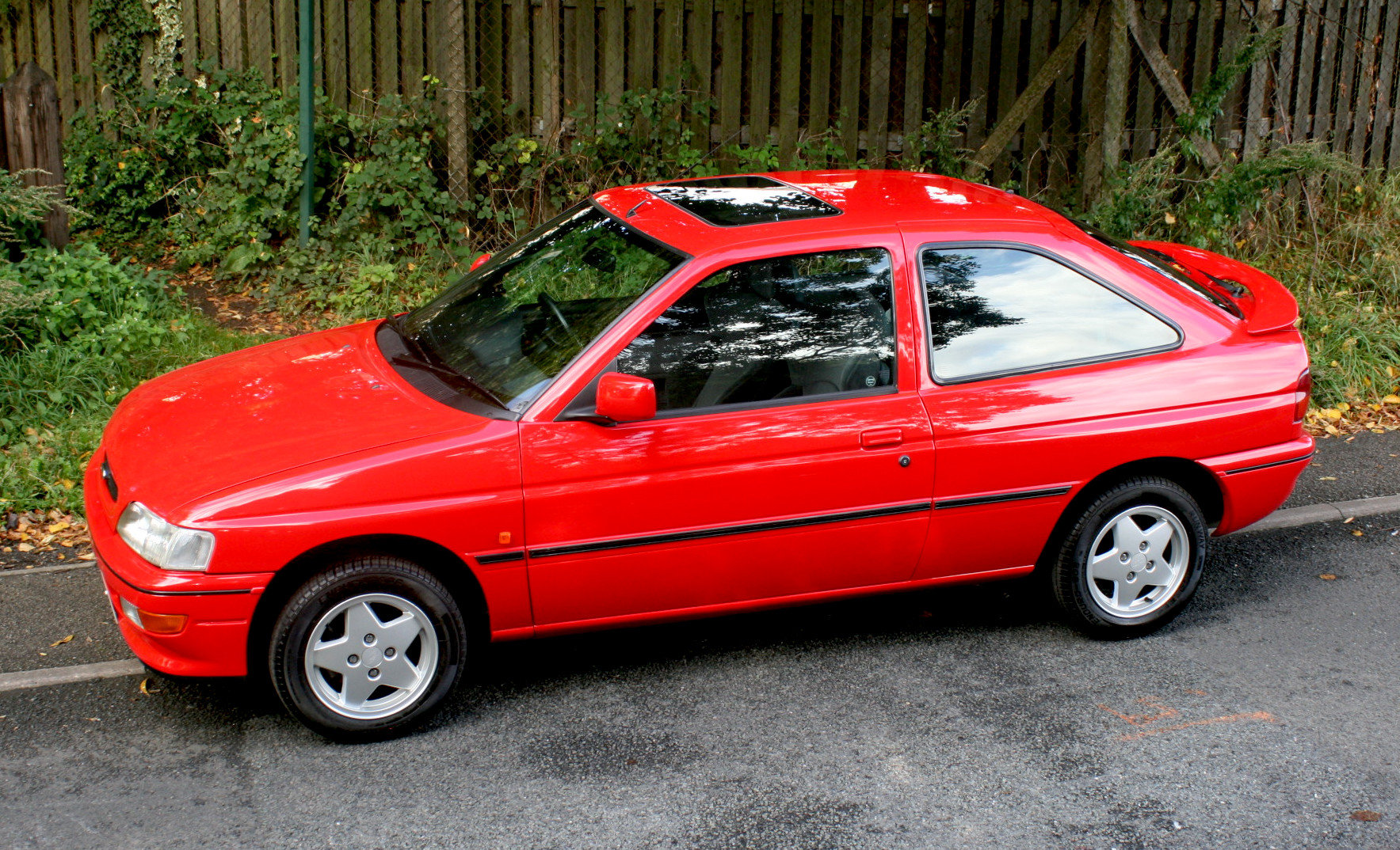 1995 1.8 FORD ESCORT XR3i  MK5 (B)    For Sale (picture 6 of 6)