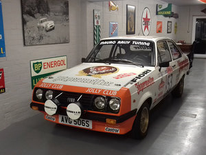 1977 Ford Escort RS2000 Gr.1 ex-Jolly Club