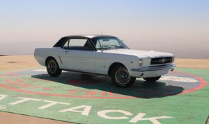 1965 Ford Mustang Vinyl Top Coupe