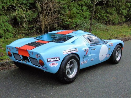 Ford GT 5.8 *SERIOUS GT40 TOP BUILD SPEC* For Sale (picture 9 of 10)