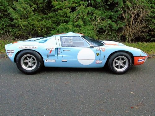 Ford GT 5.8 *SERIOUS GT40 TOP BUILD SPEC* For Sale (picture 10 of 10)