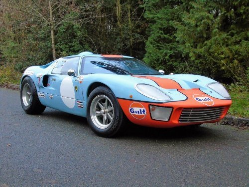 Ford GT 5.8 *SERIOUS GT40 TOP BUILD SPEC* For Sale (picture 1 of 10)