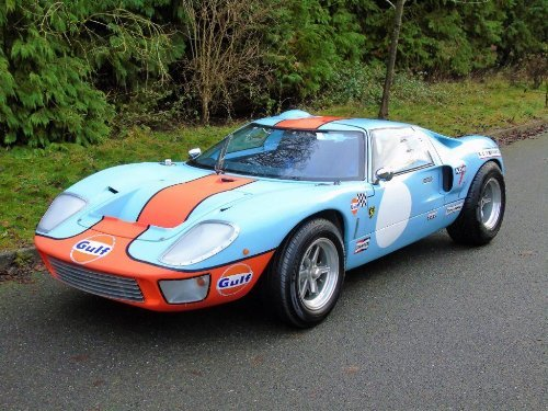 Ford GT 5.8 *SERIOUS GT40 TOP BUILD SPEC* For Sale (picture 2 of 10)