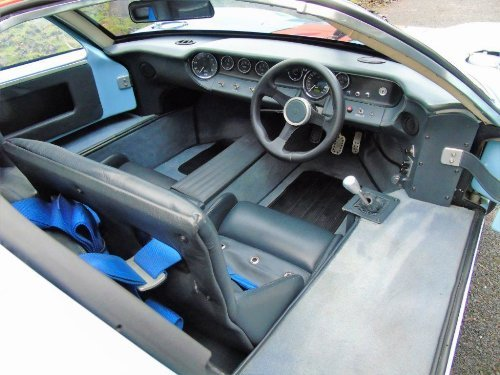 Ford GT 5.8 *SERIOUS GT40 TOP BUILD SPEC* For Sale (picture 4 of 10)