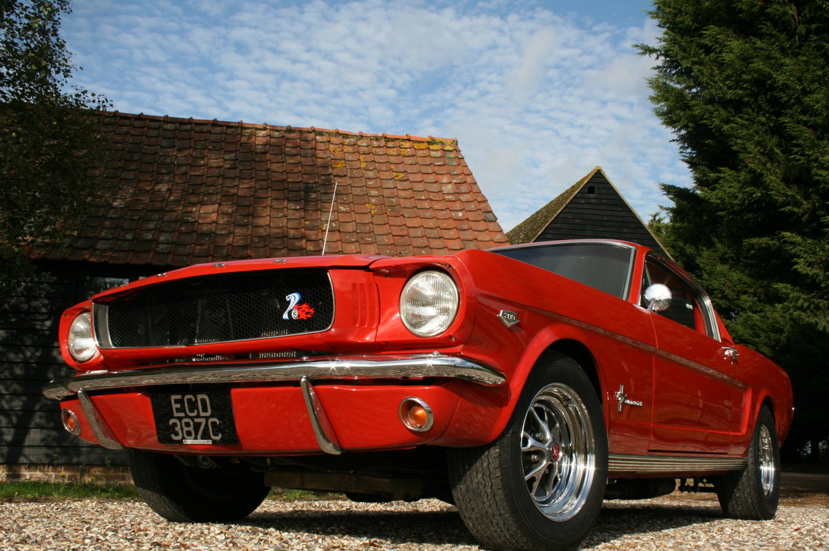 1965 Ford Mustang Fastback V8.Now Sold,More Classic Mustangs Wanted (picture 6 of 6)