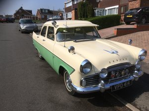 1956 Ford Zodiac For Sale