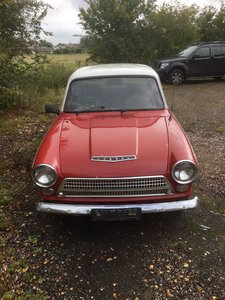 1964 Ford Cortina MK1a Super