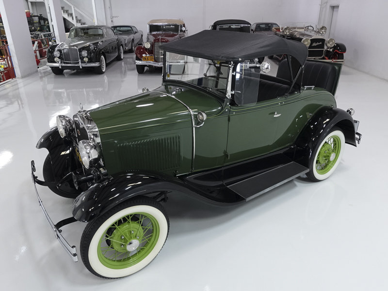 1930 Ford Model A Roadster For Sale (picture 2 of 6)