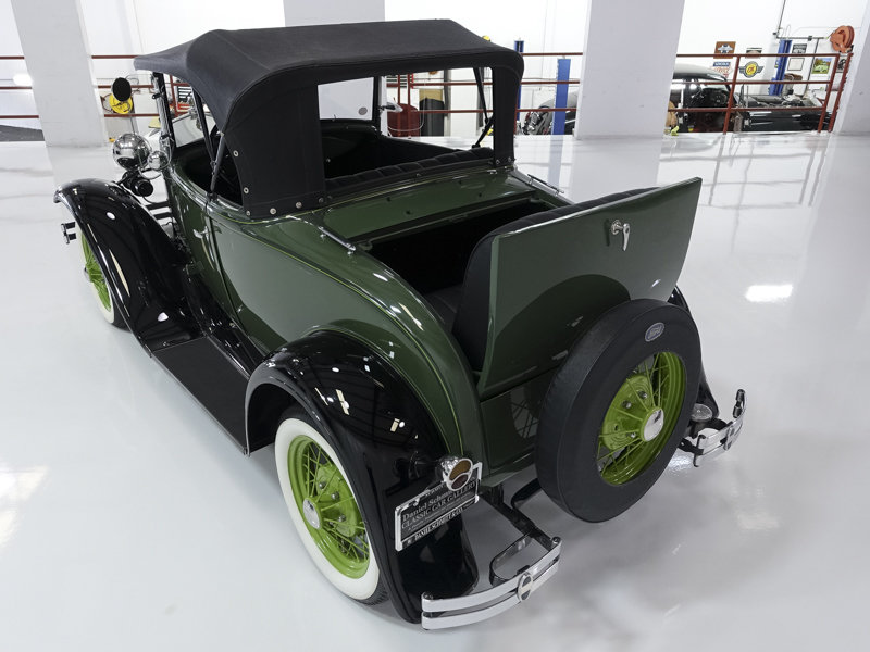 1930 Ford Model A Roadster For Sale (picture 3 of 6)