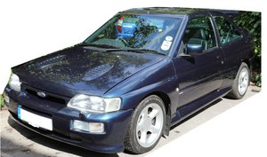 1993 Ford Escort Cosworth Lux