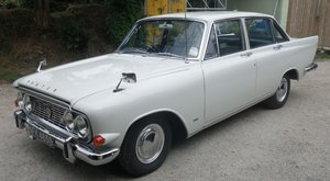 LOT 31: A 1964 Ford Zodiac MkIII Executive - 03/11/19 For Sale by Auction