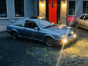 1986 ford sierra cosworth 2 door