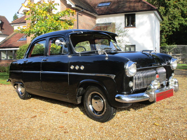 1954 Ford Consul Mk1 (Card Payments Accepted & Delivery) SOLD (picture 1 of 6)