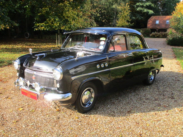 1954 Ford Consul Mk1 (Card Payments Accepted & Delivery) SOLD (picture 2 of 6)