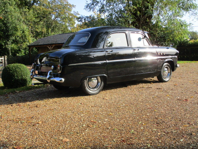 1954 Ford Consul Mk1 (Card Payments Accepted & Delivery) SOLD (picture 3 of 6)