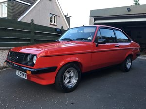 1980 Ford Escort RS2000 Custom For Sale