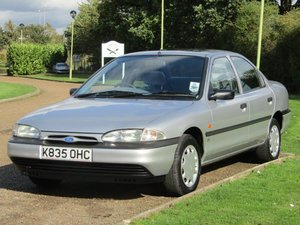 1993 Ford Mondeo 1.8 LX 25,223 miles at ACA 2nd November For Sale