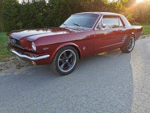 1966 Ford Mustang v8 restored