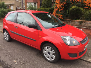 2008 Ford Fiesta - Exceptional Low Mileage