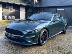 2019 Ford Mustang Bullitt Special Edition