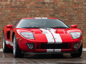 Picture of 2010 Ford GT - Mark IV Red with Black Leather SOLD