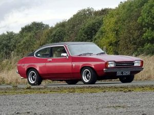 1977 Ford Capri 3.0 Ghia For Sale by Auction
