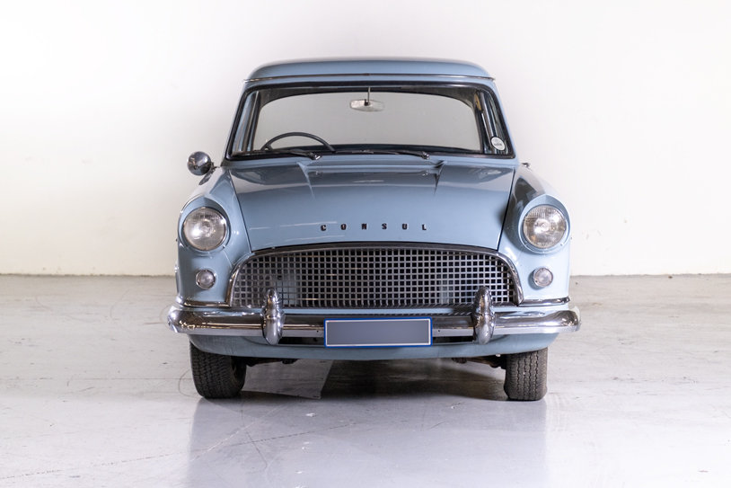 1956 Ford Consul Mark II For Sale (picture 1 of 6)