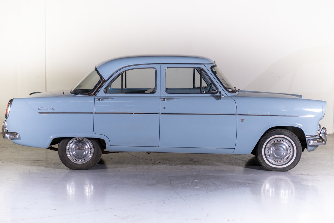 1956 Ford Consul Mark II For Sale (picture 3 of 6)