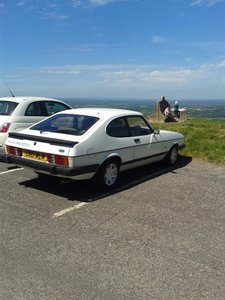 1986 Ford Capri Injection Special - Very Original Survivor SOLD
