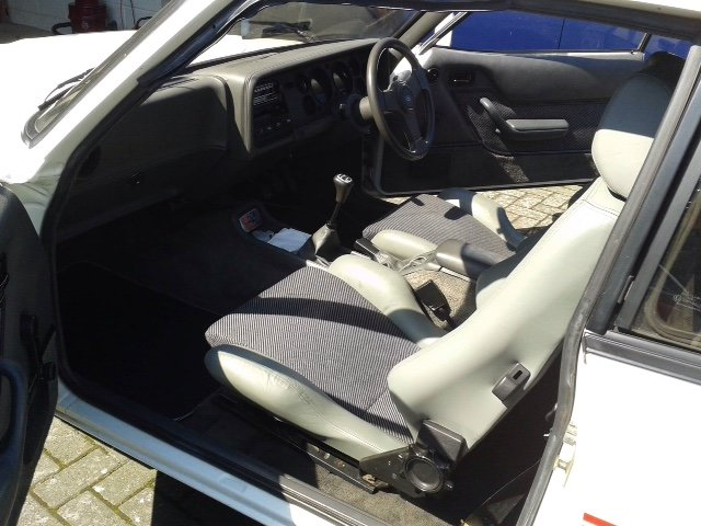 1986 Ford Capri Injection Special - Very Original Survivor SOLD (picture 3 of 6)