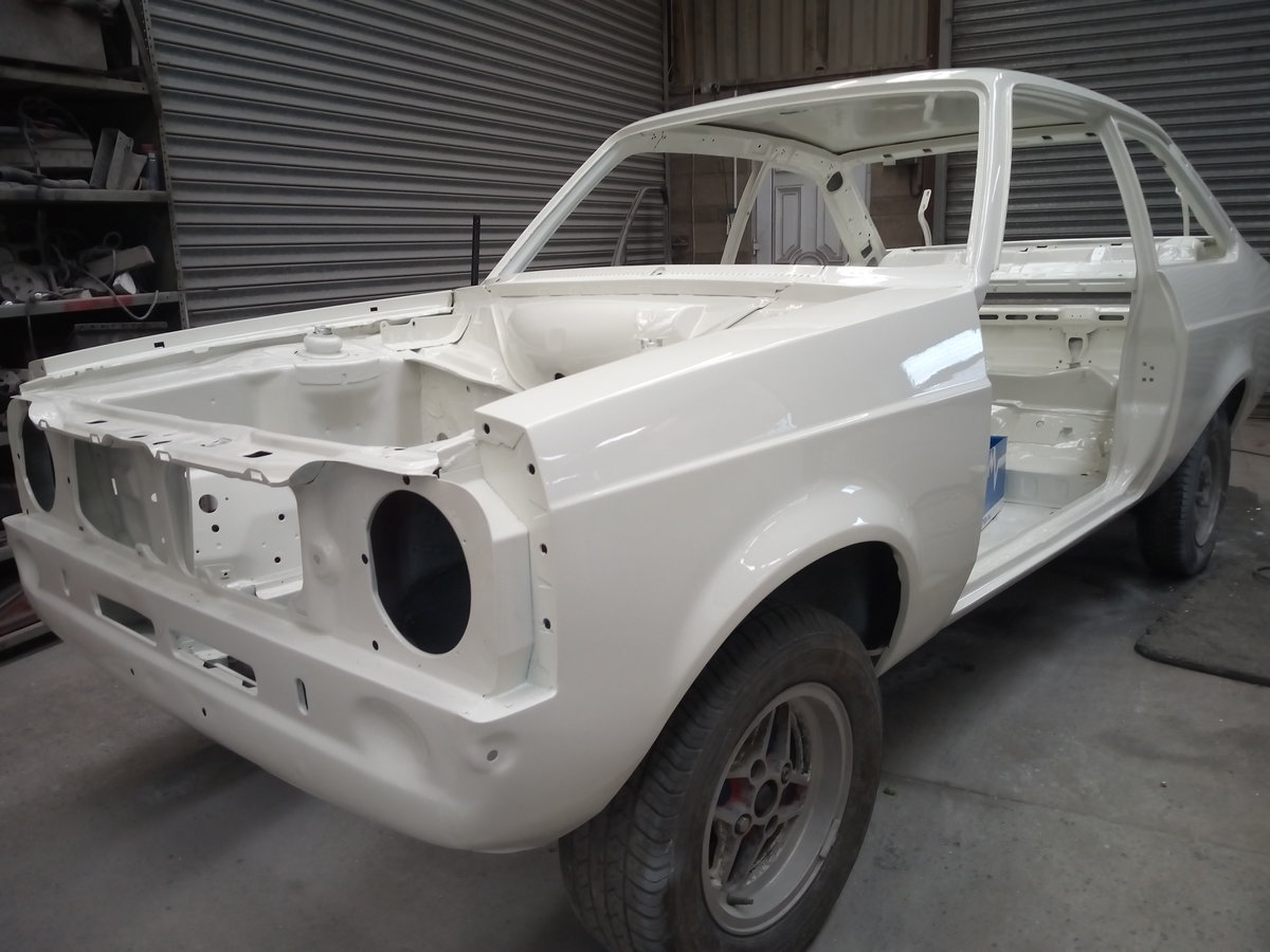 1976 Ford Escort Mk2 - RS2000 For Sale (picture 1 of 5)