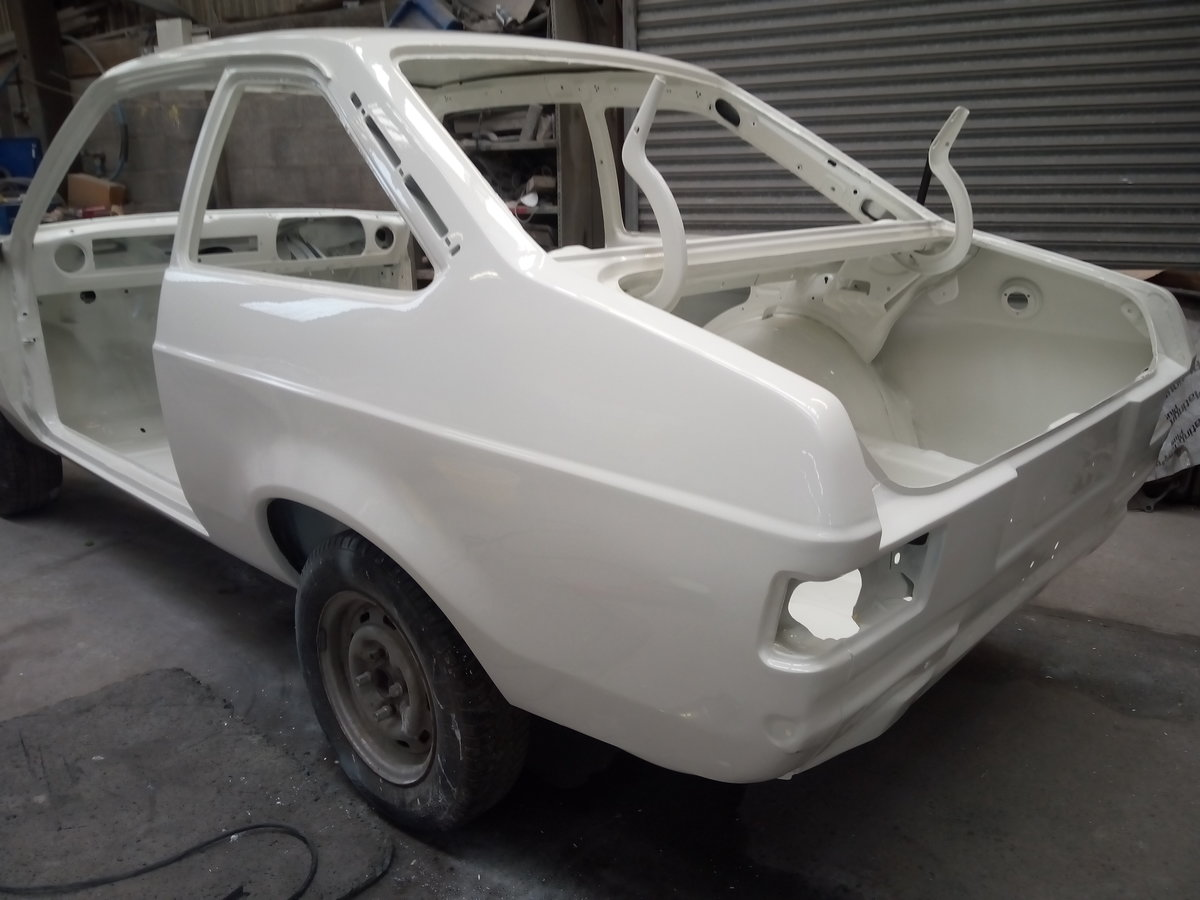 1976 Ford Escort Mk2 - RS2000 For Sale (picture 3 of 5)