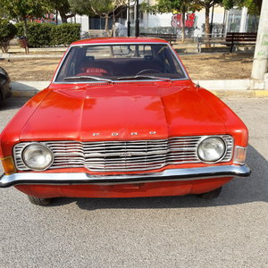 FORD CORTINA X.L. 1100CC - ANTIQUE