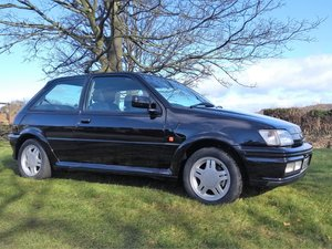 1993 Ford Fiesta RS1800