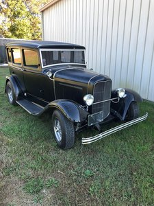 1931 Ford Model A Street Rod (Wentzville, MO) $21,500 obo