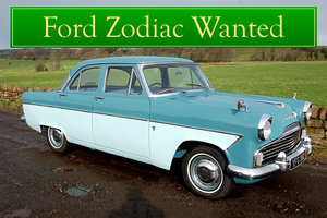 FORD ZODIAC MK2 WANTED, CLASSIC CARS WANTED, INSTANT PAYMENT Wanted