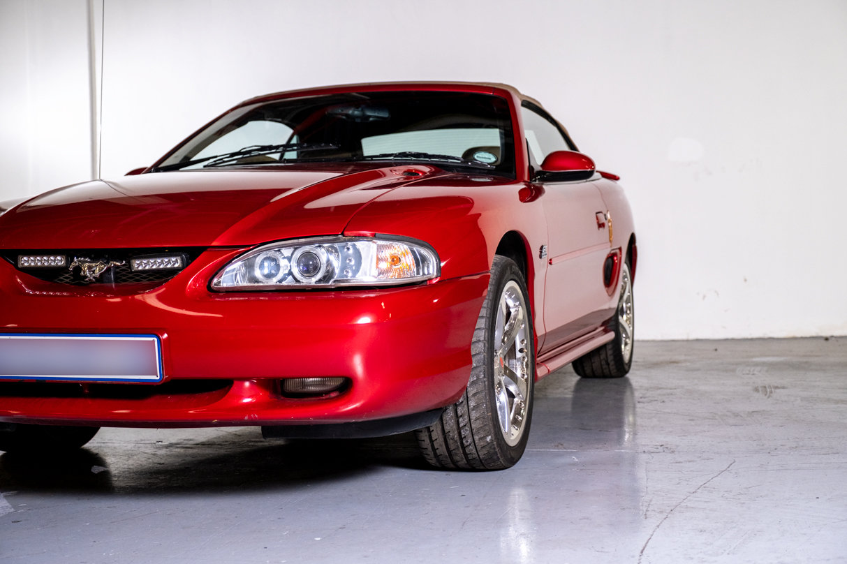 1995 Ford Mustang GT For Sale (picture 4 of 6)