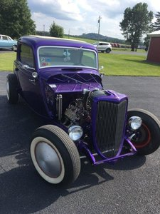 1934 Ford 3 Window coupe (New Hartford, NY) $35,000 obo