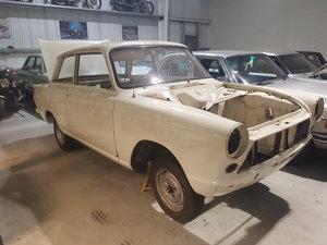1964 Ford Cortina Mk1 Cortina 2 Door Project