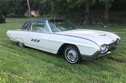 1963 Thunderbird 2 dr Landau - Barons Sandown Pk Sat 26 Oct 2019