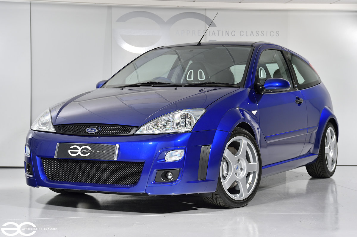 2003 Absolutely Stunning Mk1 Focus RS - 3k Miles - As New SOLD (picture 2 of 6)