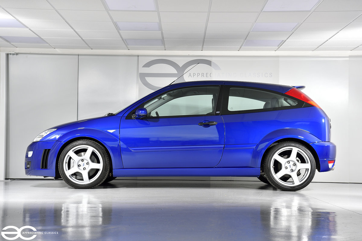 2003 Absolutely Stunning Mk1 Focus RS - 3k Miles - As New SOLD (picture 3 of 6)