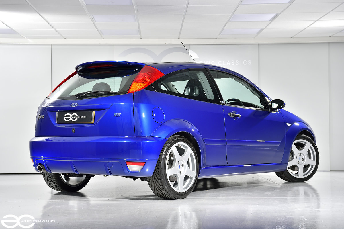 2003 Absolutely Stunning Mk1 Focus RS - 3k Miles - As New SOLD (picture 4 of 6)