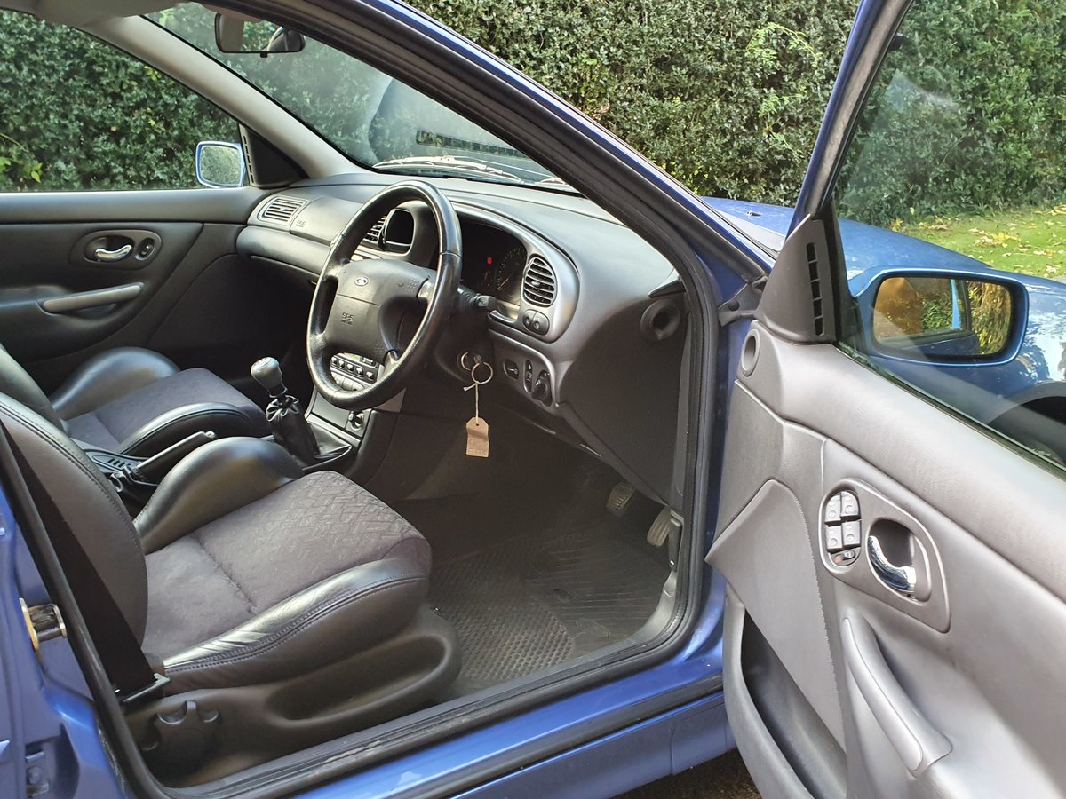 2000 Excellent And Rare Ford Mondeo ST24 5 Door With Service Hist For Sale (picture 5 of 6)