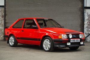 1983 Ford Escort RS 1600 i