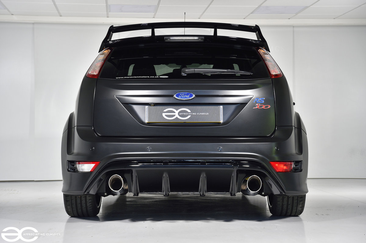 2010 Absolutely Immaculate Focus RS500 - 2k Miles - Full History SOLD (picture 3 of 6)
