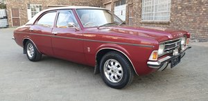 1974 Ford Cortina XLE BIG SIX Only 13500km from ne For Sale
