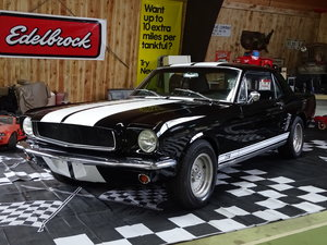 1966 Ford Mustang GT-Look '66 *Servo* For Sale